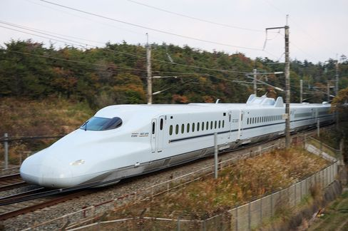 West Japan Rail to Double Bullet Trains on Most Profitable R