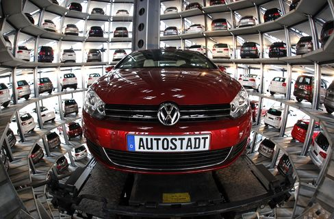 VW to Expand Car Financing in Europe to Win Customer Loyalty