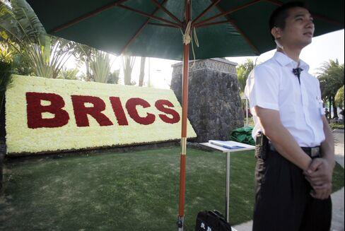 BRICS Nations' New Bank Threatens to Encroach on World Bank Turf
