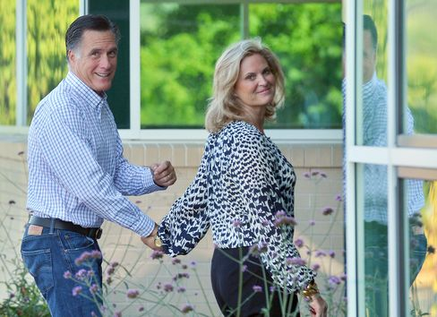 Ann Romney's Biggest Stage Yet Offers Chance to Humanize Husband