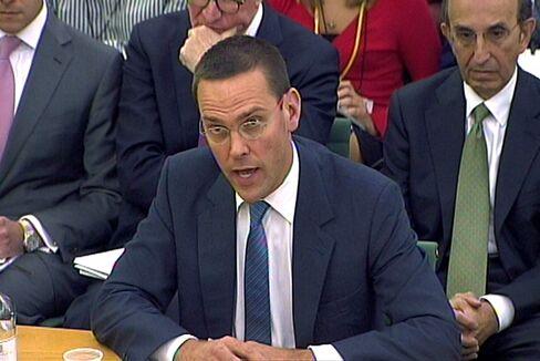 James Murdoch Faces Scrutiny From U.K. Lawmakers