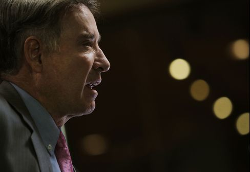 Eike Batista, chief executive officer of EBX Group Co., the world's eighth richest man a little more than 18 months ago, is no longer a billionaire. Photographer: Patrick Fallon/Bloomberg