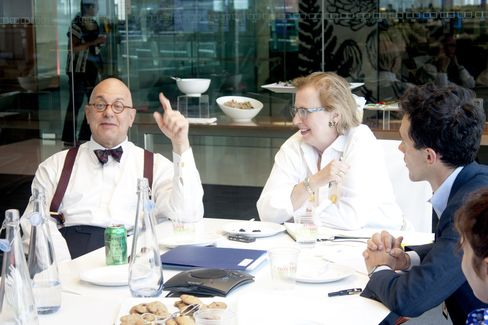 Leon Botstein with Muse