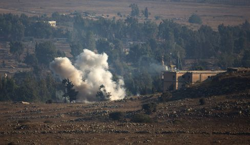 Tensions Between Syria and Israel