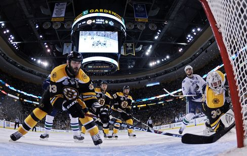 Bruins Force Game 7 in Stanley Cup Final Beating Canucks 5-2