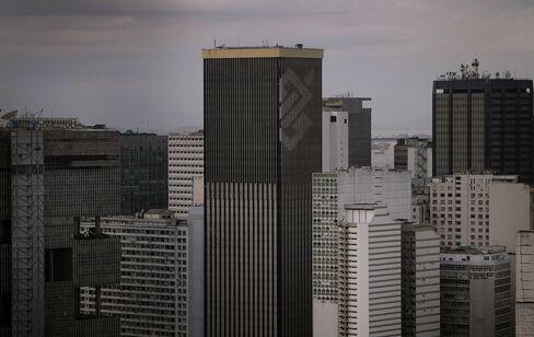 Banco do Brasil SA Building in Rio de Janeiro