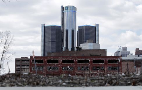 GM Plans to Invest About $16 Billion in Home Market by '16