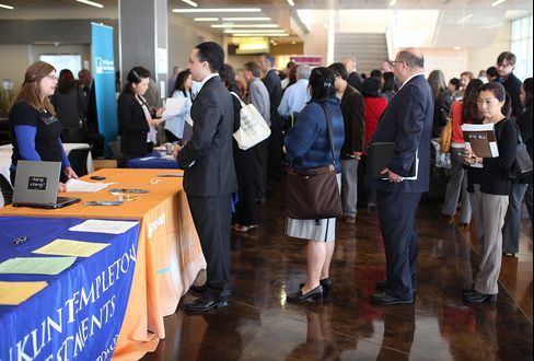 Initial Jobless Claims in U.S. Fell 16,000 Last Week