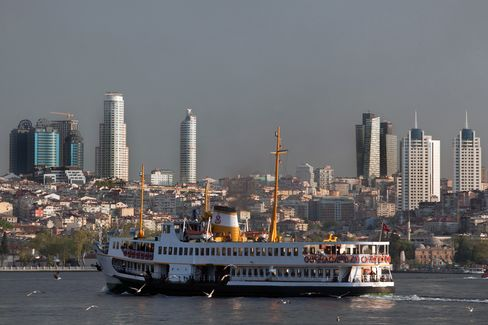 Turkey Outlook Cut by S&P on Worsening Trade