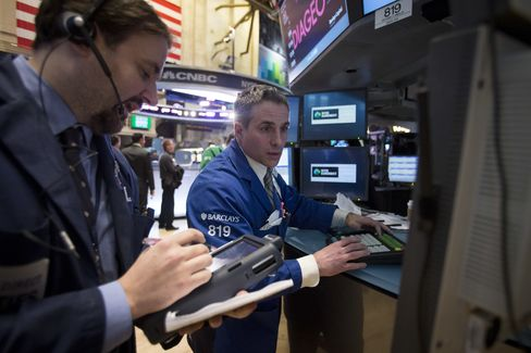 Stocks Extend Four-Day Rally While Dollar Falls, Treasuries Gain