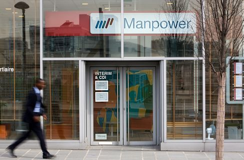Manpower Sees French Labor-Deal Boon Matching Skills to Jobs