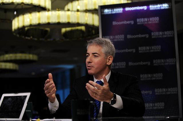 Bill Ackman had a lot of time on his hands thanks to some outdated disclosure rules. Photographer: Peter Foley/Bloomberg