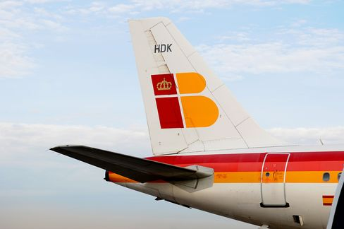 Spanish Carrier Iberia Curbs Timetable as Biggest Strike Begins