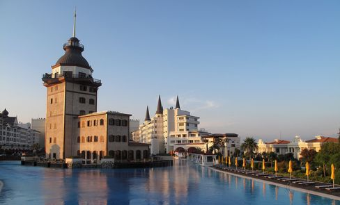 Turkey's $1.4 Billion Hotel Has Power Cut Over Unpaid Bills