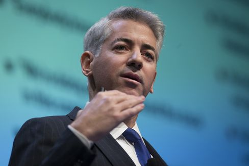 Ackman Joins Fray to Pry Once-Worthless Fannie From U.S.