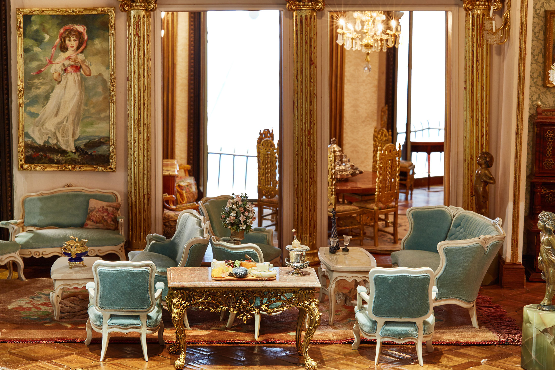 This Dollhouse Costs $8.5 Million. Let's Take a Tour