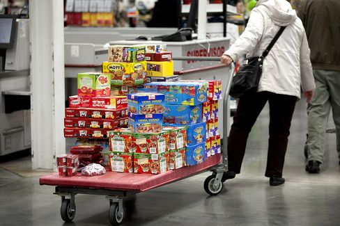 Consumer Spending in U.S. Increases as Incomes Rise