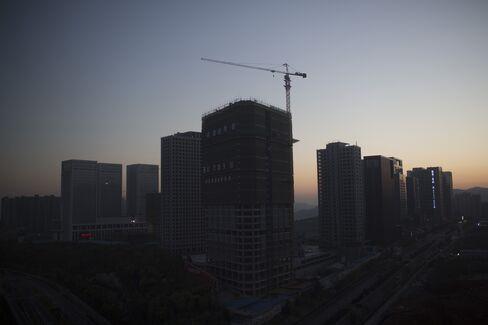 Construction In Jinan