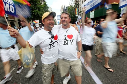 NYC Plans 'I Do' Campaign to Woo Gay Weddings