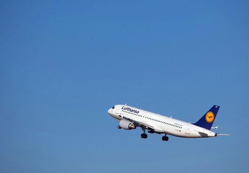 Deutsche Lufthansa Aircraft