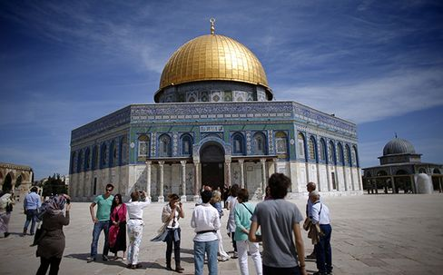 Holy Land Tourists