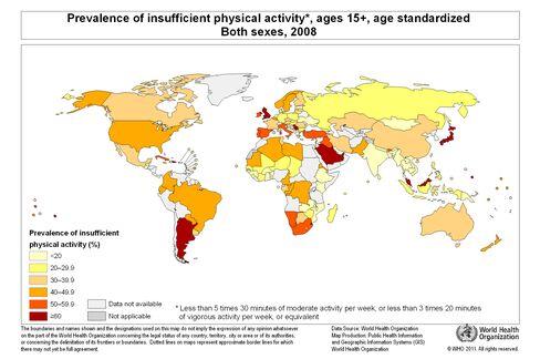 Source: GIS/World Health Organization