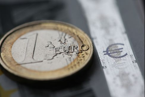 Euro Seen Snapping Advance on Fed Tapering Bets