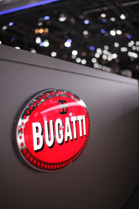 Bugatti Said to Have Volkswagen Backing to Build Galibier