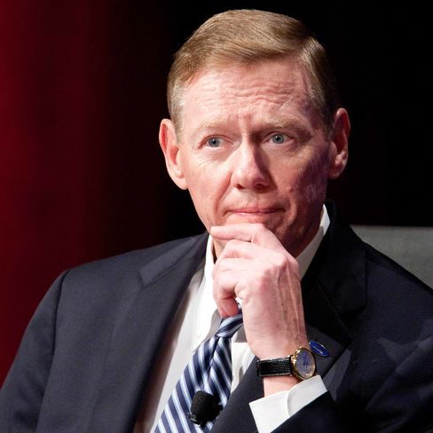 Alan Mulally, chief executive officer of Ford Motor Co.