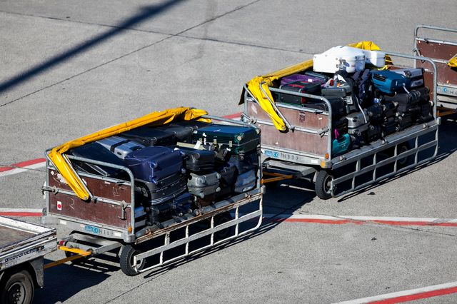 Bags are a big source of income for carriers. Photographer: Bloomberg.