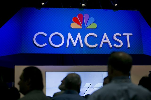 Comcast's deal to buy Time Warner Cable might prove beneficial to consumers. Photographer: Andrew Harrer/Bloomberg