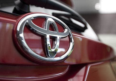Toyota-to-Nissan China Production Slumps After Islands Dispute