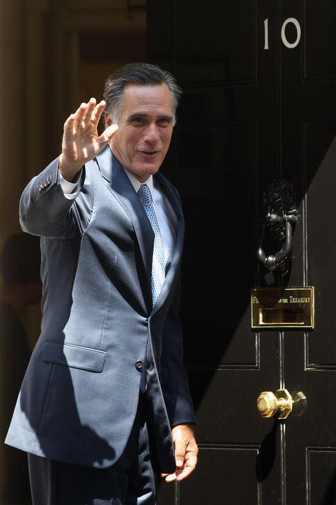 Romney Looks to Reset Campaign After Trip