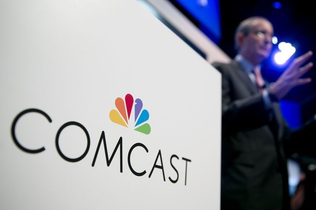 Comcast's new growth story. Photographer: Andrew Harrer/Bloomberg