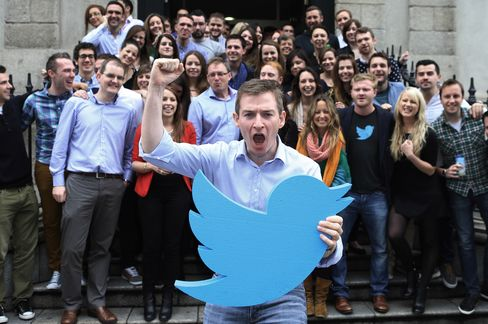 Twitter Expansion Before IPO
