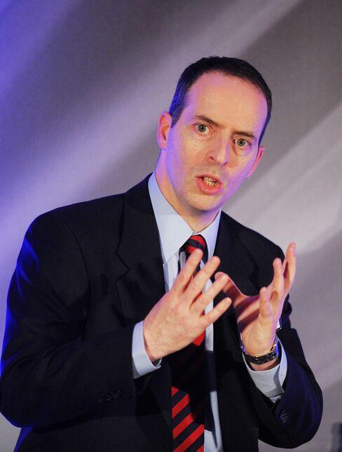 BT Group Plc Chief Executive Officer Ian Livingston