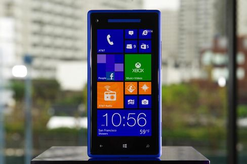 Microsoft Phone Chief Says Apple IOS 'Boring,' Android 'a Mess'