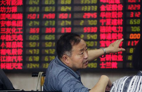 China's Stock Futures Rise as Shares Poised for Weekly Advance