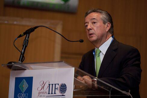Citigroup Co-president Manuel Medina-Mora