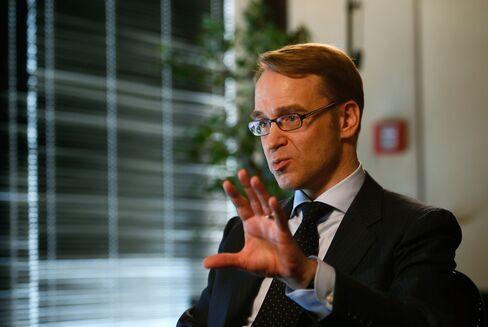 ECB Governing Council Member Jens Weidmann