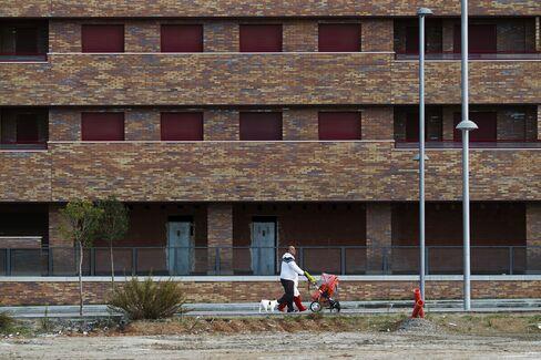 Spain Foreclosure Seizure for Needy Seen Violating EU