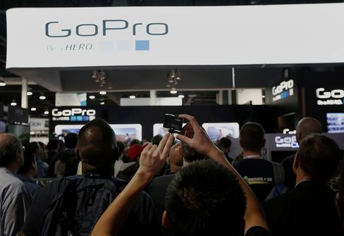 GoPro Seeking Valuation of Up to $3 Billion in IPO