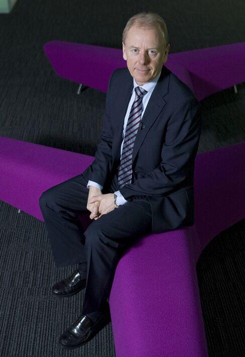 Carlsberg AS CEO Joergen Buhl Rasmussen