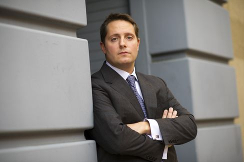 Carson Block, research director and founder of Muddy Waters LLC. Photographer: David Paul Morris/Bloomberg