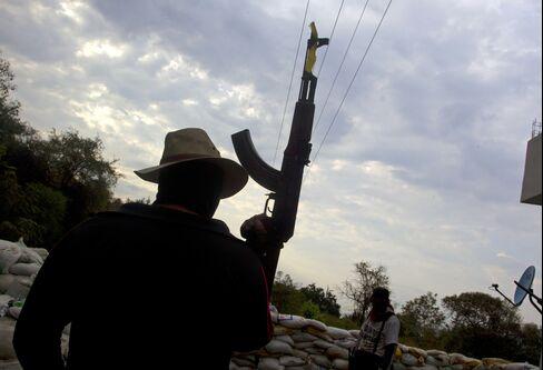 Vigilantes in Mexico