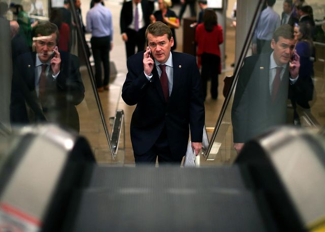 Senator Michael Bennet, the chairmanof the Democratic Senate Campaign Committee, has a plan tothwart Republican plans to take control of the chamber in November.
