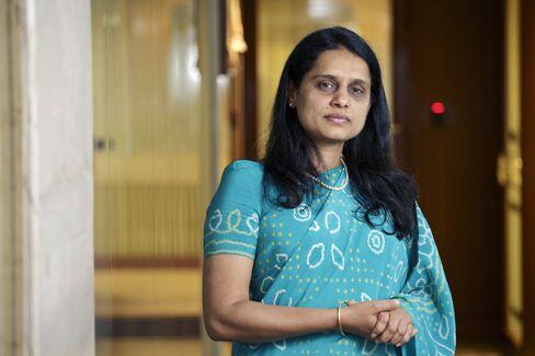 ICICI Treasury Head Shilpa Kumar