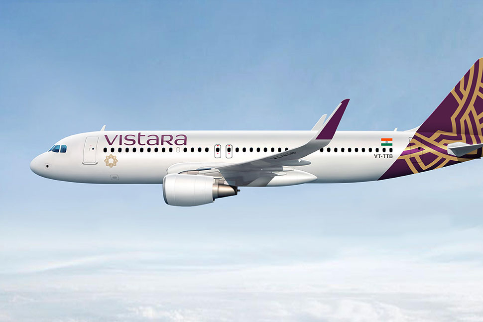 Tiny But Growing, Singapore  Air's India unit takes share, Vistara shows steady increase in market share - Bloomberg