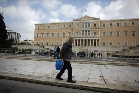 Hedge Funds Win After Europe Agrees to Pay More for Greek Bonds