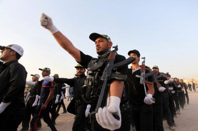 Iraq's Shiites have volunteered to help the army, but it needs the Sunnis too.